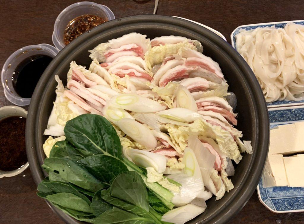 豚バラミルフィーユ鍋,おすすめ
