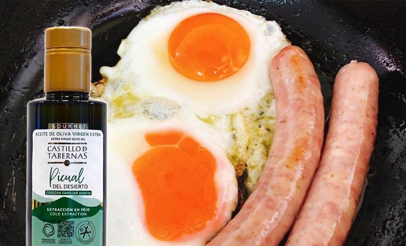 【おすすめ】オリーブオイルで幸せ。美味しいシンプル朝食を。