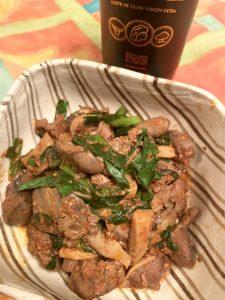 オリーブオイル,鶏肉料理,レバー,おすすめ,イスール,最高品質