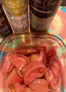トマト,オリーブオイル,カスティージョ・デ・タベルナス